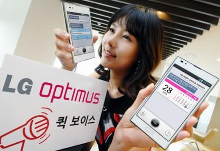 LG lanza un competidor para Siri y S Voice en Corea: Quick Voice