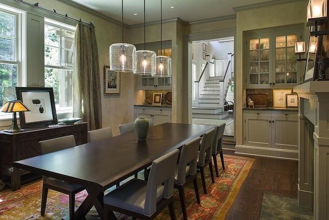 Bruce Willis Dining Room