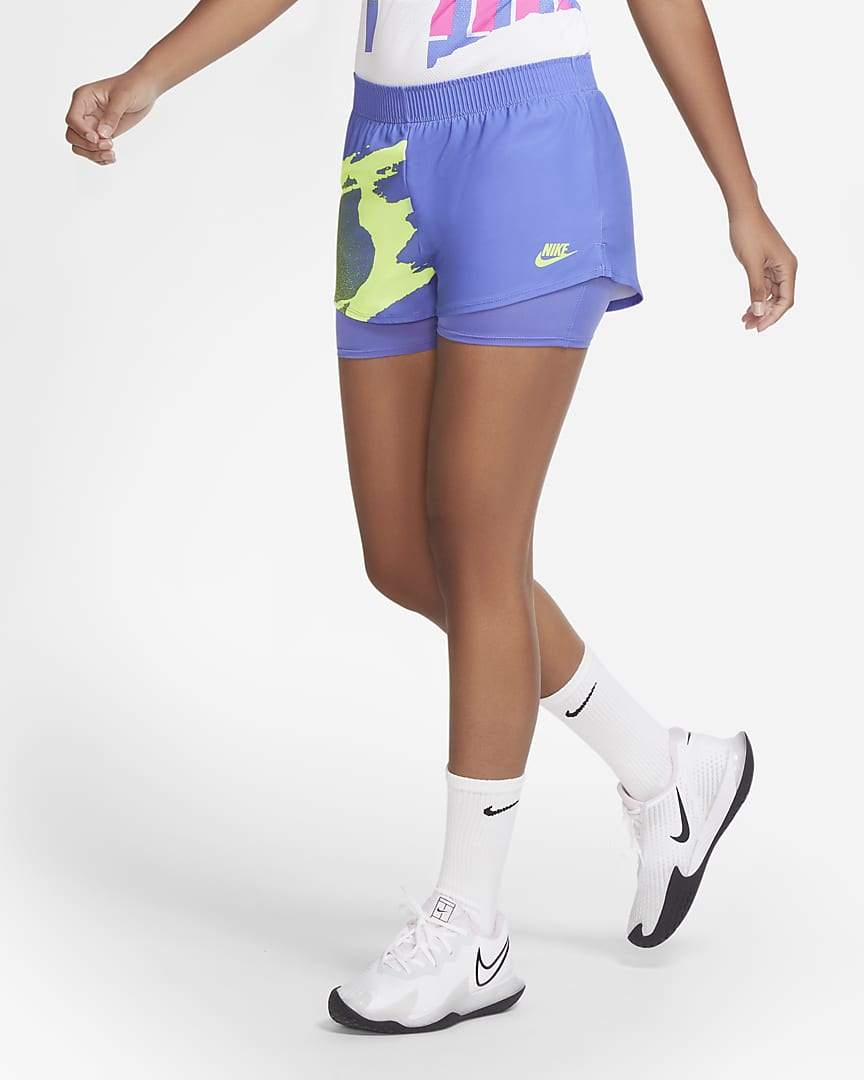 Pantalón corto NikeCourt Slam
