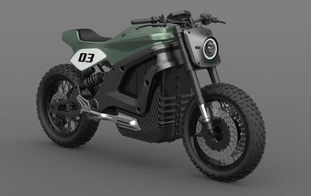 Tazzari Ev Italian Volt Lacama Moto Electrica 3