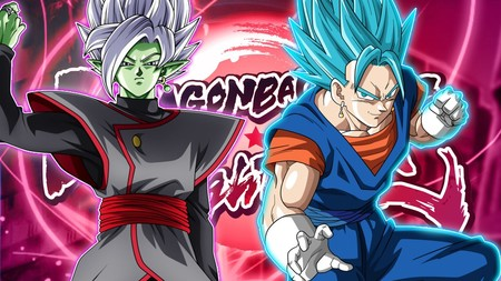 Zamas fusionado confirmado en Dragon Ball FighterZ, ¿SSB Vegetto en camino?