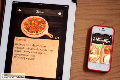 How to Pizza, una app para convertirte en un maestro pizzaiolo