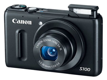Canon reconoce el problema de algunas Canon Powershot S100 y las reparará gratuitamente