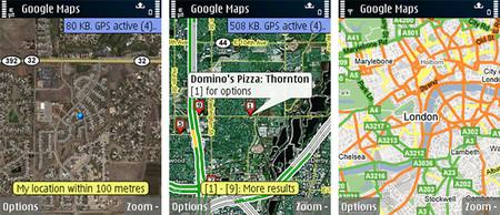 Googlemapsz
