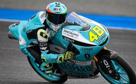 Lorenzo Dalla Porta domina en Motegi y deja sentenciado el título de Moto3 tras la caída de Arón Canet