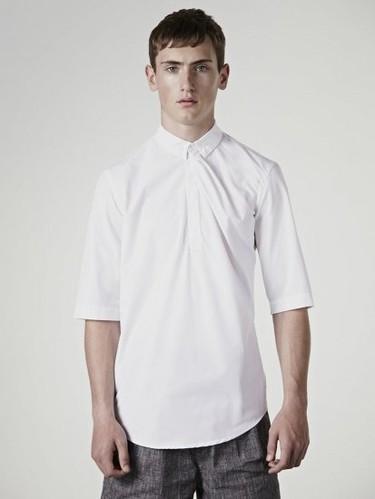 Oda a una camisa blanca por palmer//harding