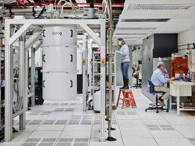 Así suena la computación cuántica con IBM