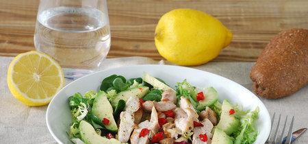Tu dieta semanal con Vitónica: el menú ideal para ayudarte a perder peso