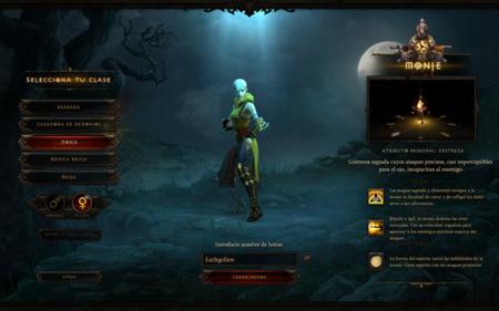Personaje de Diablo III