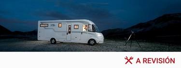 Sí, las furgonetas camper y autocaravanas se pueden utilizar durante el estado de alarma, pero con restricciones