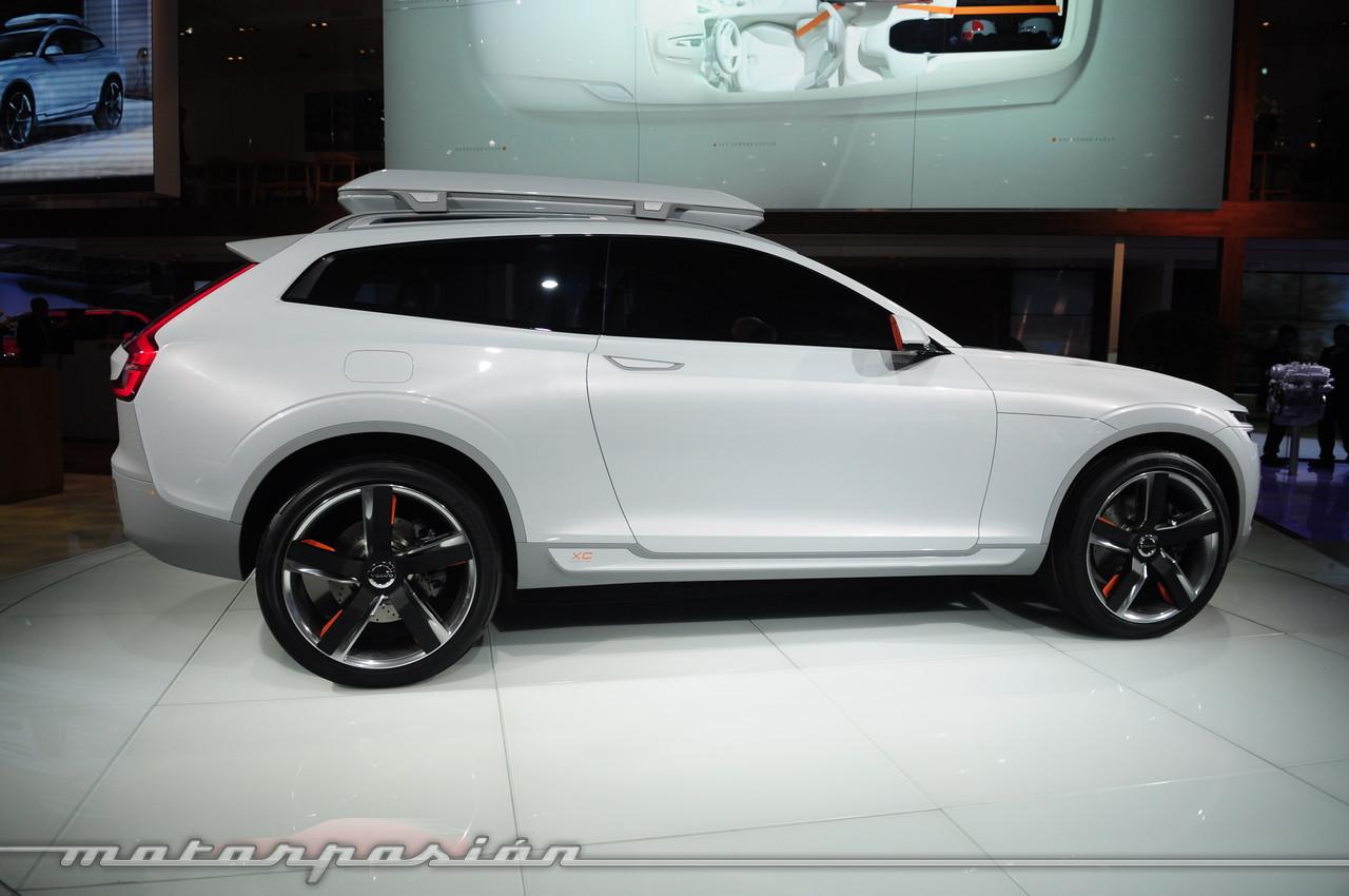 Foto de Volvo XC Concept (Salón de Detroit) (1/10)