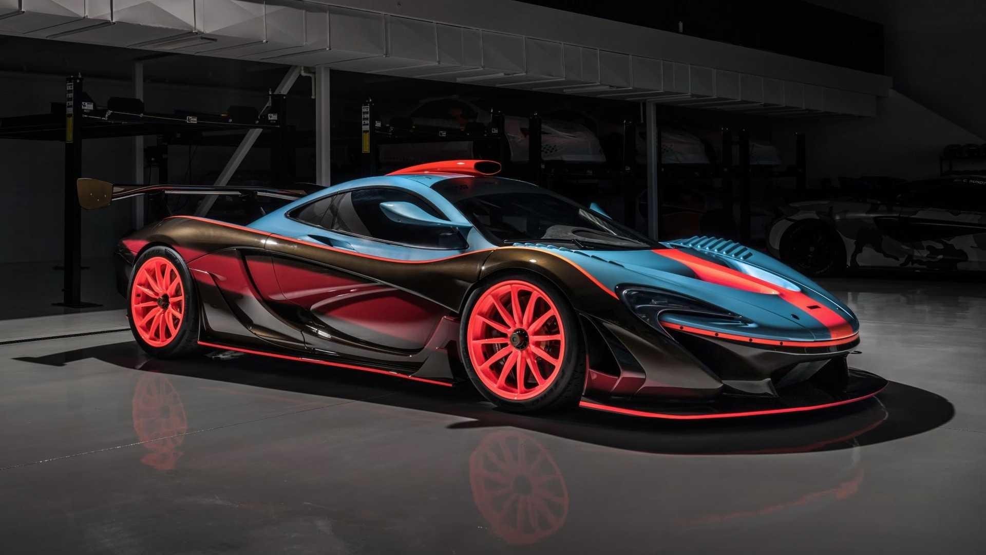 Foto de McLaren P1 GTR-18 preparado por Lanzante (26/32)