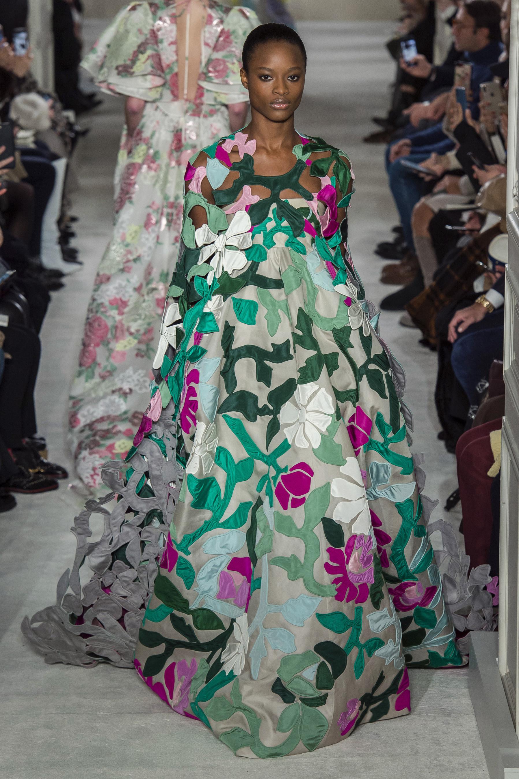 Foto de Valentino Alta Costura Primavera Verano 2019 (43/67)
