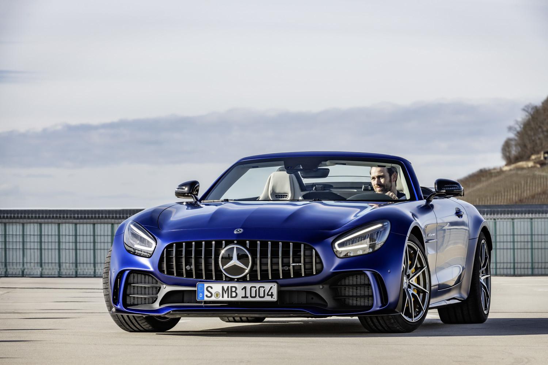 Foto de Mercedes-AMG GT R Roadster (9/29)