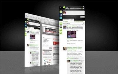 Gluly, crea una comunidad y comenta en cualquier web