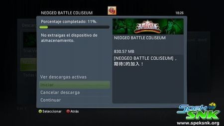 'Neo Geo Battle Coliseum'. Primeras imágenes de esta adaptación a XBLA