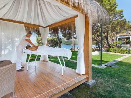 Masajes Frente Al Mar Formentor A Royal Hideaway Hotel