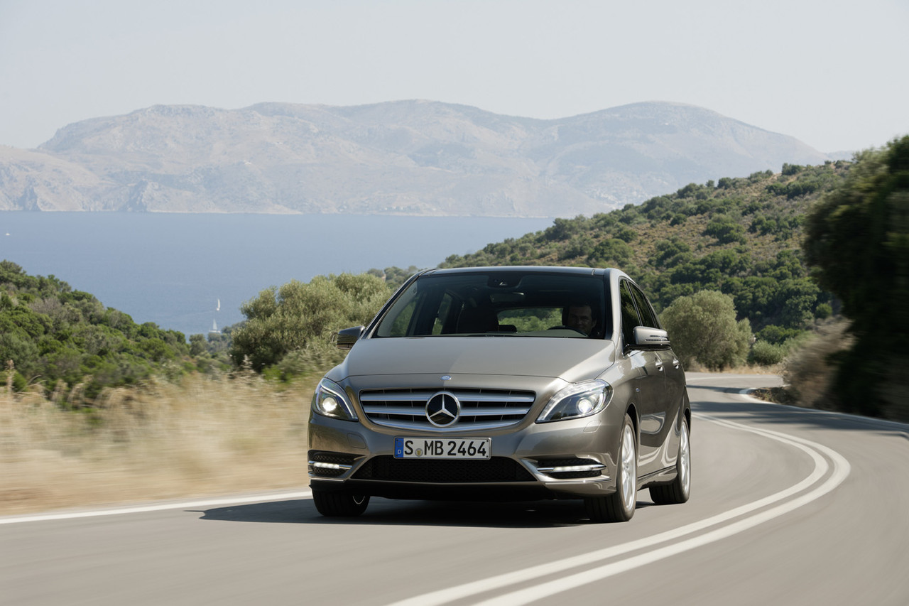 Foto de Mercedes-Benz Clase B (53/104)