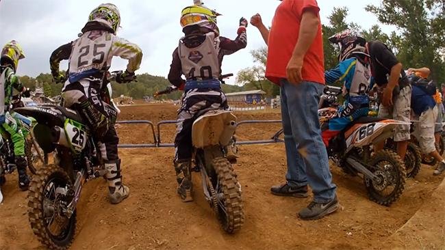 Esos locos bajitos del Motocross