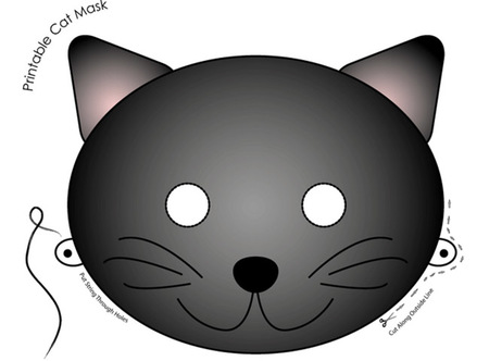 Gato imprimible