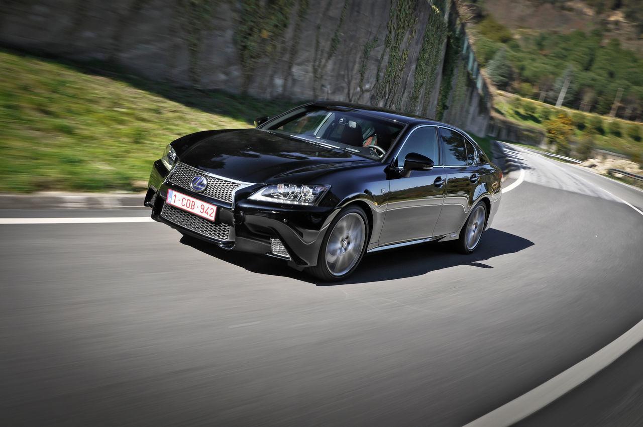 Foto de Lexus GS 450h F Sport (2012) (12/26)