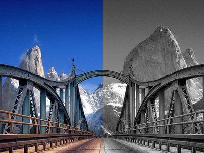 Esta web te ayuda a crear y compartir fotografías del antes y el después en un genial viaje por el tiempo