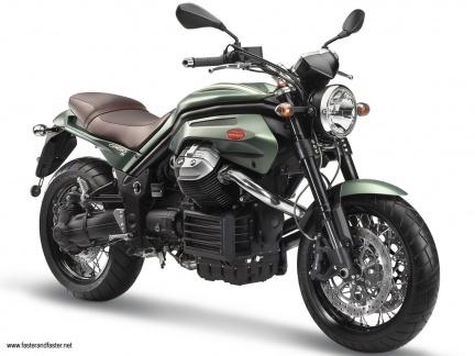 Moto Guzzi Grisso V8
