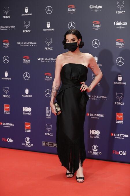 Jedet Vestido Negro