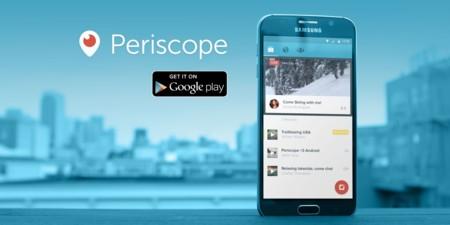 Periscope se actualiza con grandes novedades
