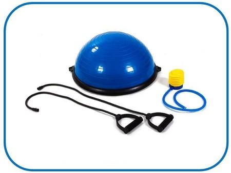 Bosu balanced trainer ball pelota, para pilates o yoga por un precio rebajado de 39,99 euros en eBay