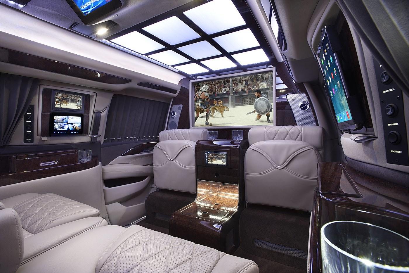 Foto de AddArmor Cadillac Escalade (19/21)