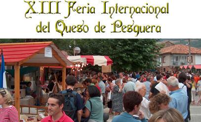 XIII Feria Internacional del Queso