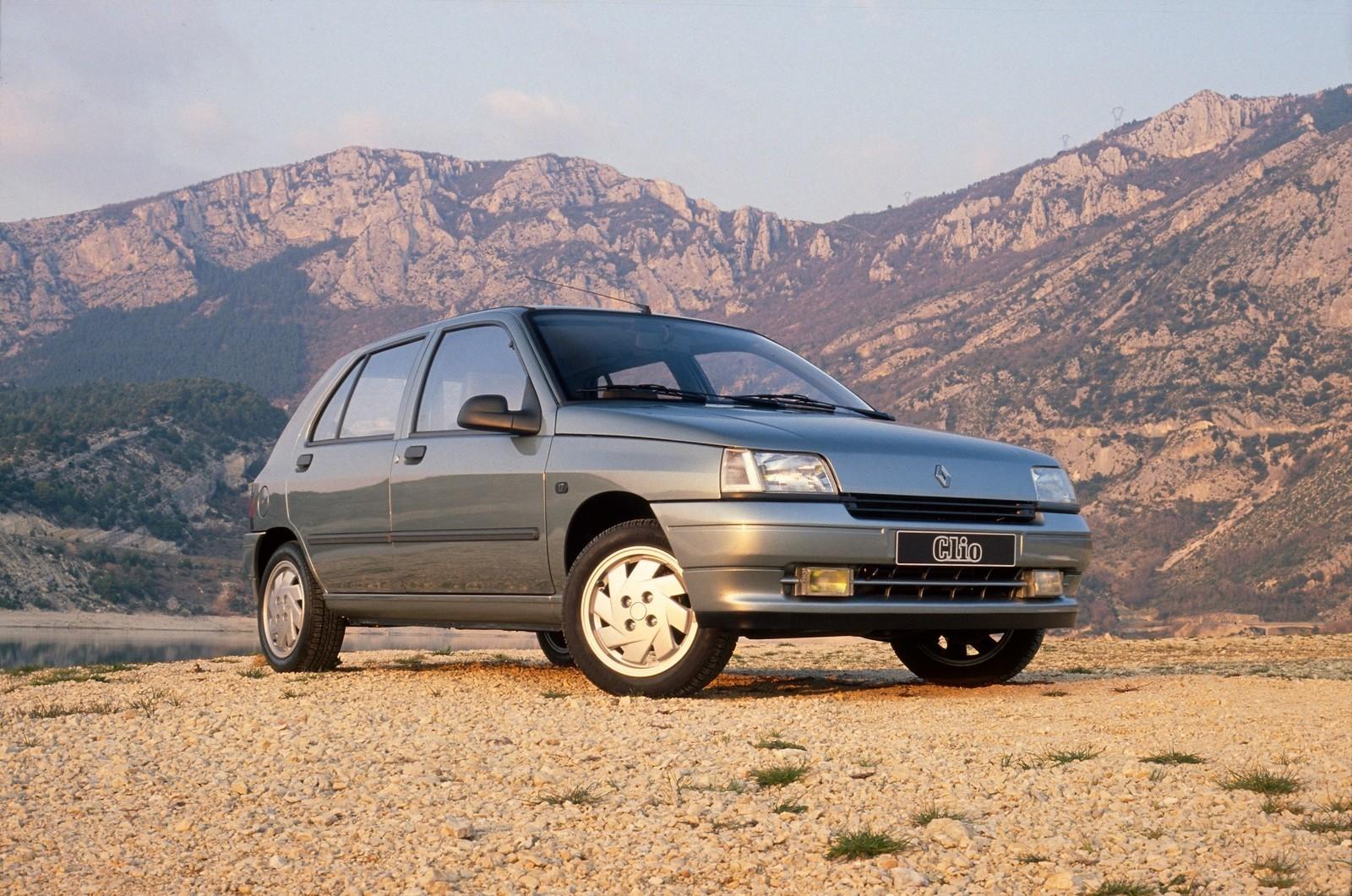 Renault Clio (1990-2016)