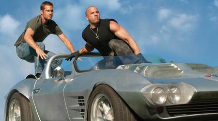 """El Corvette Grand Sport Replica en 'Fast & Furious 5"""""""
