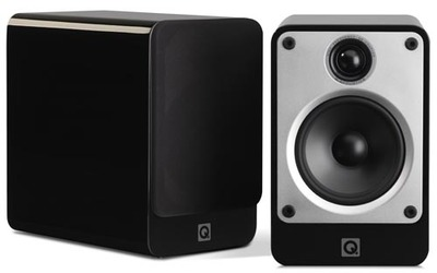 Las Q Acoustics Concept 20 prometen eliminar las distorsiones por resonancia