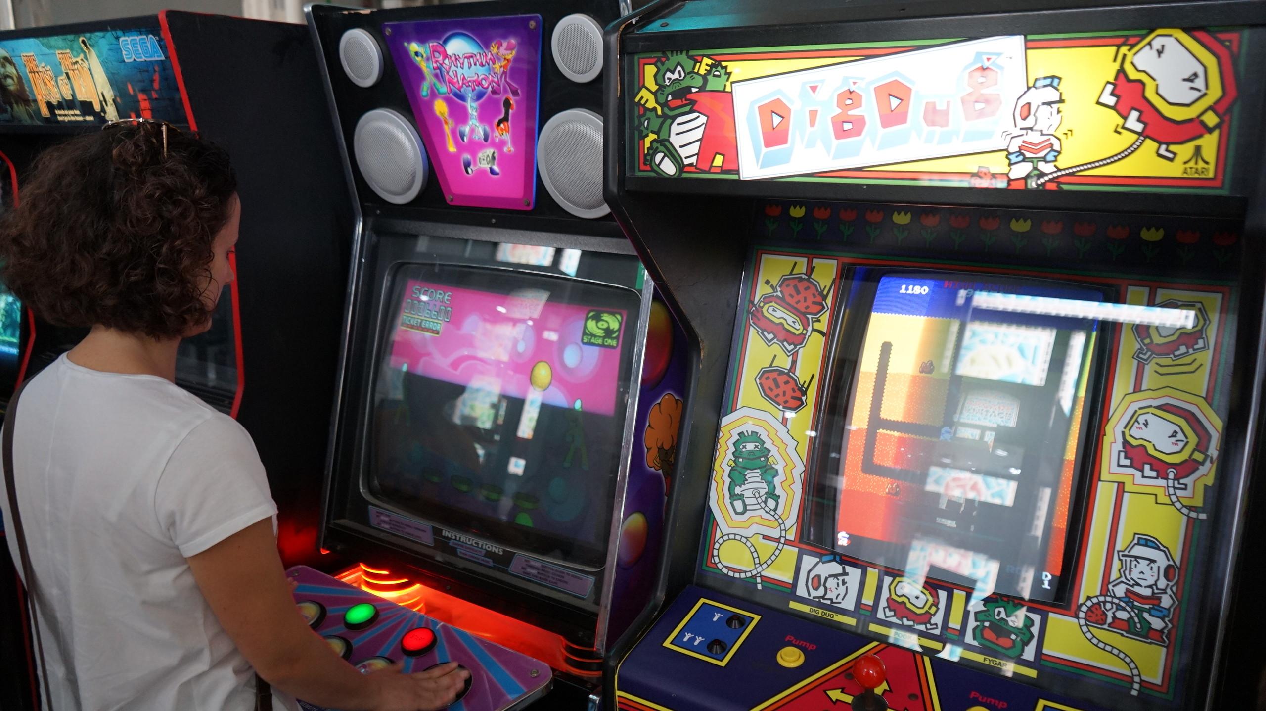 Foto de Museo máquinas Arcade (35/46)