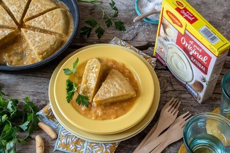 Tortilla Guisada Maggi