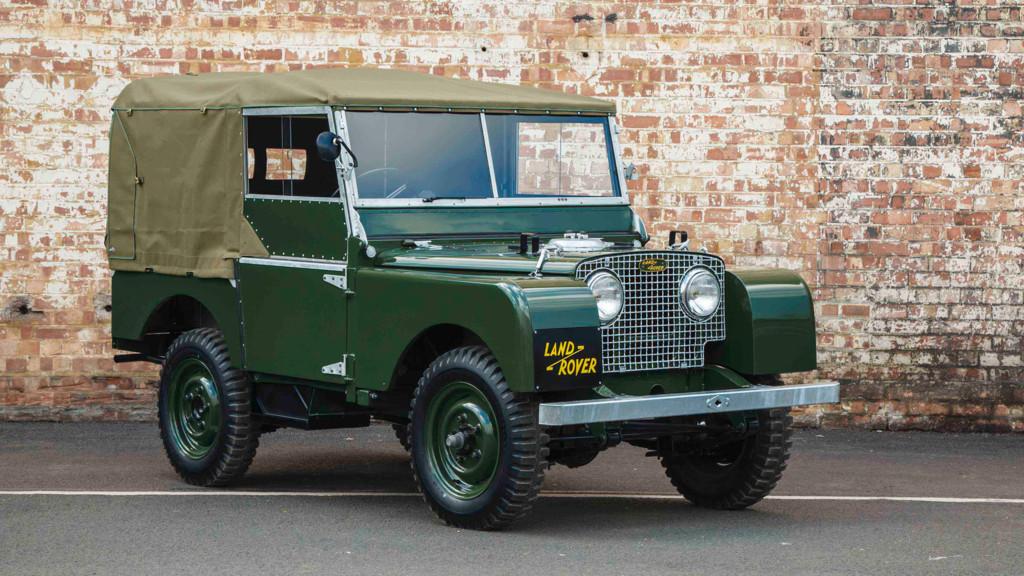 Land Rover 1