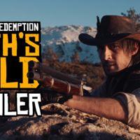 ¿Cuántos estaríais dispuestos a pagar por una película de Red Dead Redemption con esta calidad?