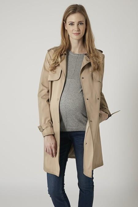 Gabardina Topshop Maternity