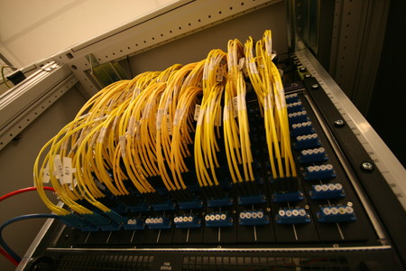 Ams Ix Optical Patch Panel