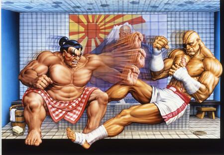 Capcom Arcade Stadium ha alterado el escenario de Honda de Street Fighter II, y tiene su porqué