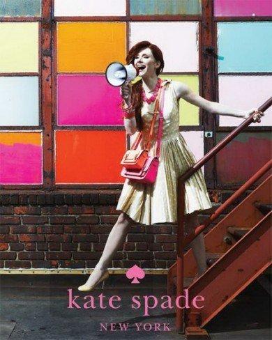I love Kate Spade y su nueva campaña