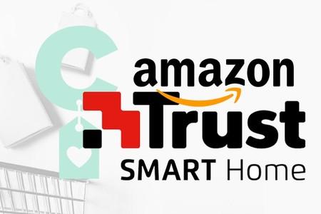 6 ofertas del día en Smart Home de la marca Trust en Amazon, para tener un hogar más eficiente y seguro