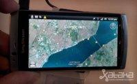 Probando los satélites GLONASS, el GPS Ruso de Qualcomm