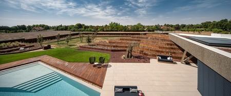 Casa con piscina Huesca