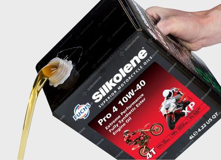 Fuchs Silkolene Aceite 2