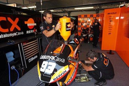 Moto GP San Marino 2011: Zarco, Stoner, Bradl y previsión de lluvia