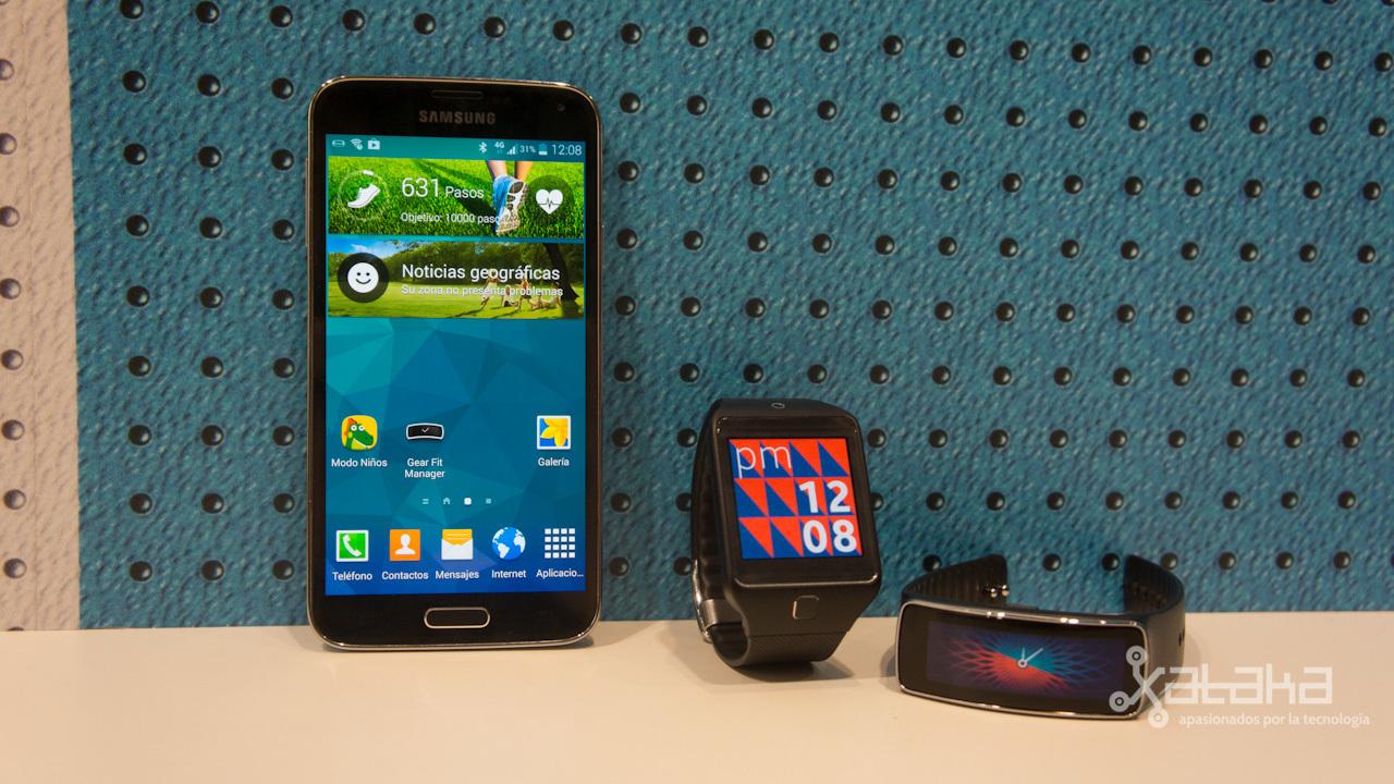 Foto de Samsung Galaxy S5 (7/19)