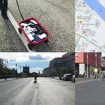 Pasea con 99 smartphones y vacía unas calles de Berlín: el hombre que dice haber hackeado a Google Maps